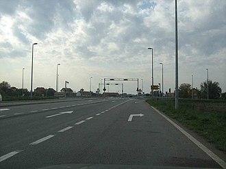 Bijeljina - Bypass in Bijeljina