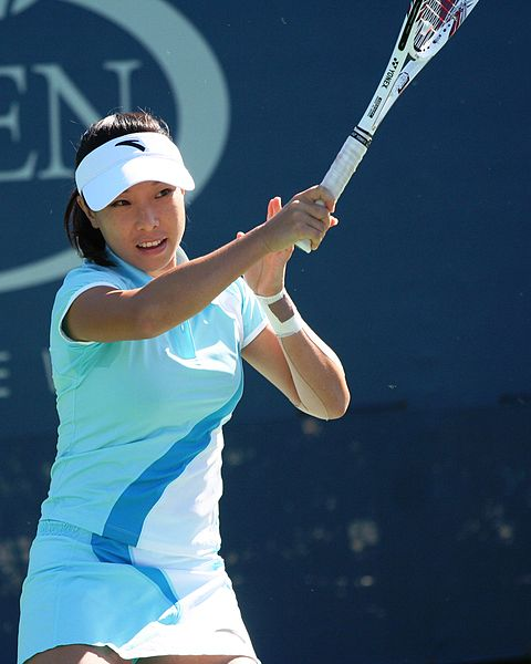 चित्र:Zheng Jie at the 2010 US Open 03.jpg