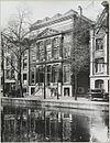 zicht op huis aan gracht - amsterdam - 20319558 - rce