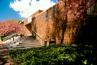 Rutgers University–New Brunswick - The Zimmerli Art Museum on College Avenue
