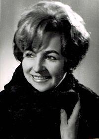 Zofia Janukowicz by Wera Latycka 1970.jpg