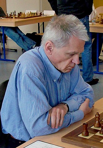 Zoltán Ribli - Image: Zoltan Ribli 09