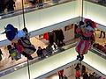 Zwarte Pieten in de Bijenkorf te Amsterdam pic7.JPG