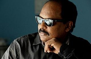 K. S. Adhiyaman Indian film director and producer