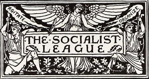 """THE SOCIALIST LEAGUE"" ""AGITATE"" ""EDUCATE"" ""ORGANIZE"" - The art of Walter Grane (page 213 crop).jpg"