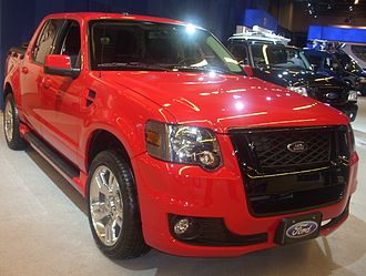 Ford Explorer Sport Trac - 2010 Ford Explorer Sport Trac Adrenalin