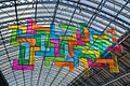 'Chromolocomotion' St Pancras Station (14874810938).jpg