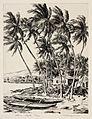 'Kona Idyll' by Huc-Mazelet Luquiens, 1938.jpg