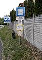'Mogyoród, Ring fogadó' bus stop, accommodation and restaurant sign, 2020 Mogyoród.jpg