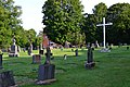Église Bishop Stewart of the Holy Trinity - cimetière - 2.jpg