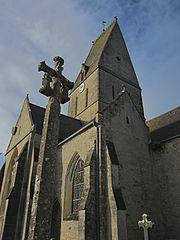 Église Notre-Dame de Turqueville.
