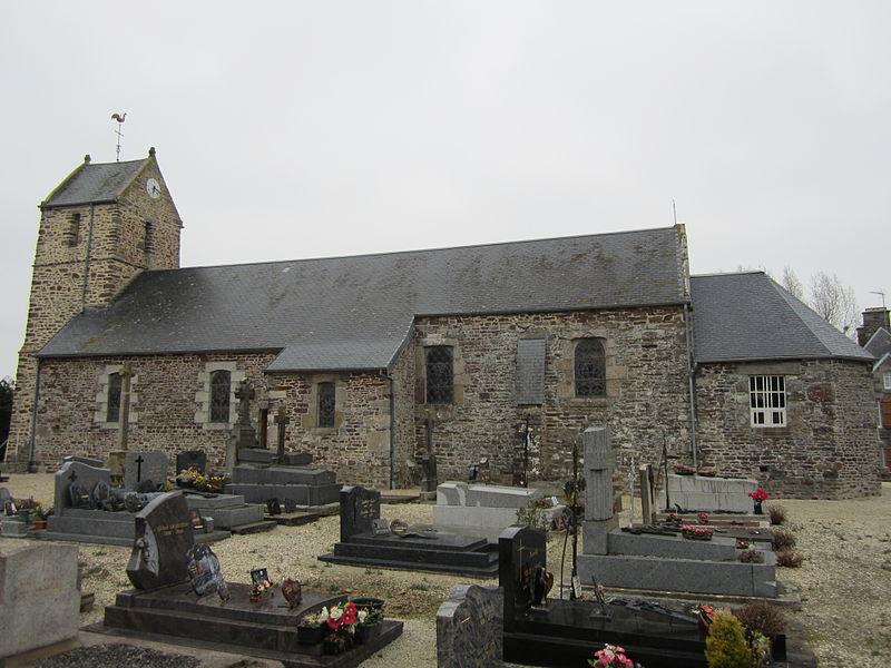 Église Notre-Dame du Lorreur