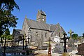 Église Saint-Laurent du Mesnil-Rogues. Vue sud-ouest.jpg
