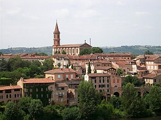 Albi - St-Madeleine Church, Albi