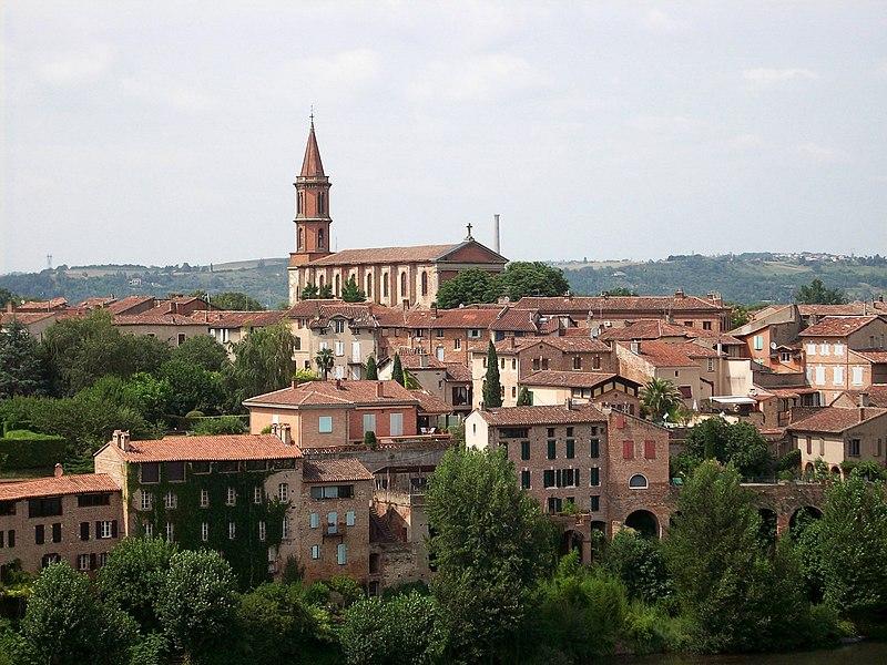 Fichier:Église Sainte-Madeleine d'Albi, Tarn, France.JPG