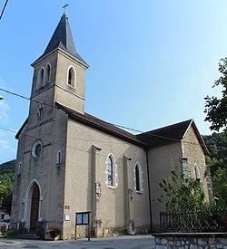 Église St Baudille St Bois Arboys Bugey 2.jpg