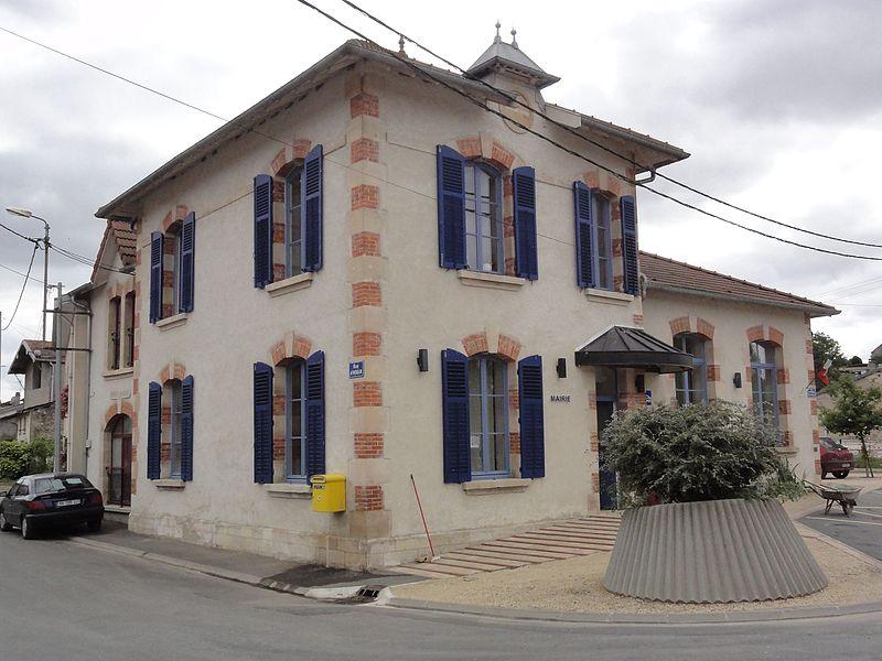Érize-la-Brûlée (Meuse) mairie