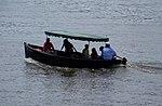 Člun PVČS, z Mánesova mostu.jpg