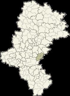County in Silesian, Poland
