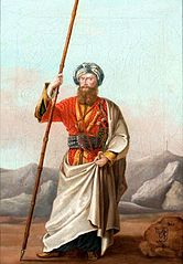 Portrait of Wacław Rzewuski, called the Emir.