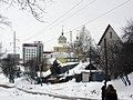 Ільінская царква, Гомель, зіма.jpg