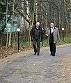 Андрей Черномырдин и Александр Стручков. 21 октября 2012 г. Переделкино.jpg