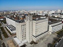 Белорусский государственный университет информатики и радиоэлектроники. Учебный корпус № 5. 25 марта 2019.jpg