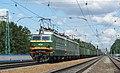 ВЛ10К-1388, Россия, Новосибирская область, станция Сеятель (Trainpix 27098).jpg