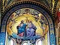Войсковой Вознесенский кафедральный собор. Внутренние росписи 01.jpg