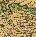 Деревня Тапс на карте Лифляндии и Эстляндии 1801.jpg