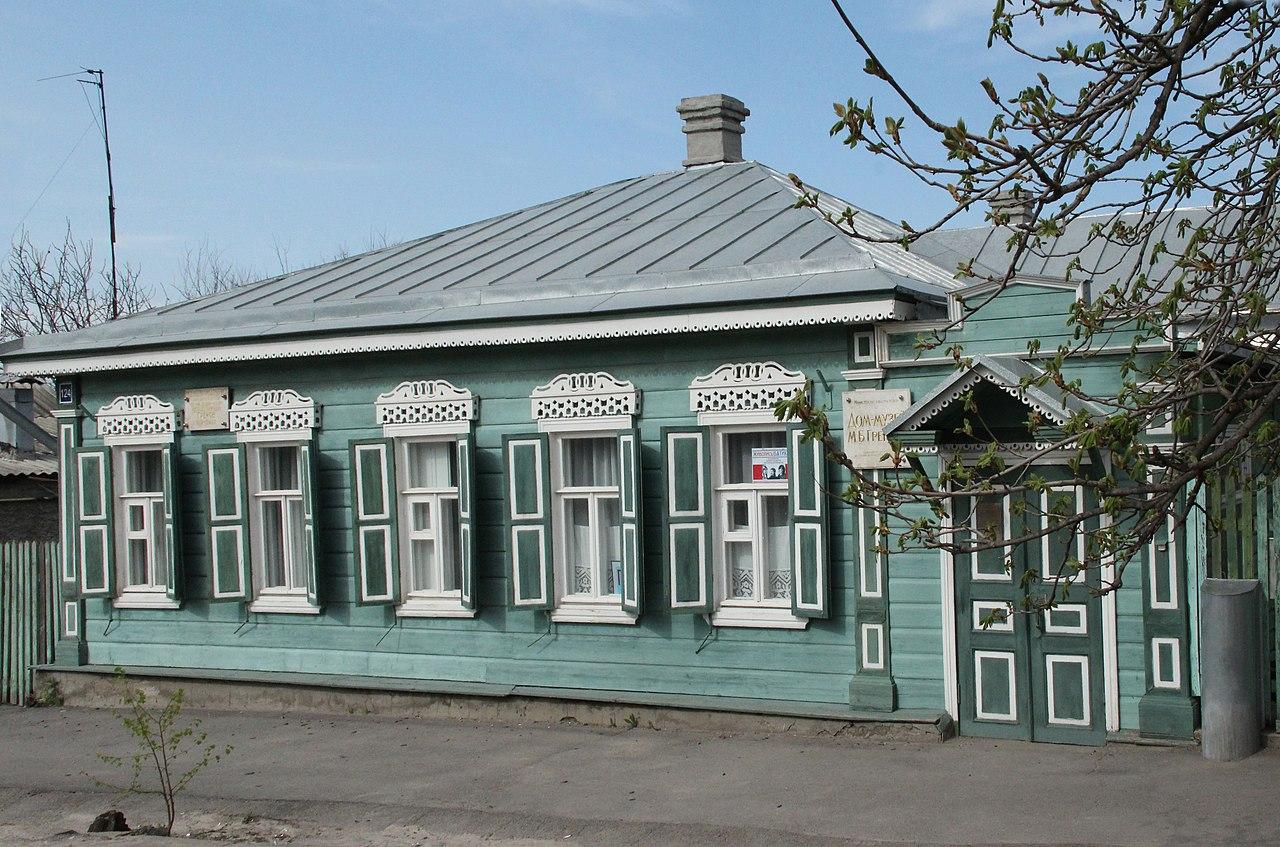 Дом-музей М. Б. Грекова