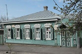 Museum of Don Cossacks - Memorial House-Museum of Mitrofan Grekov
