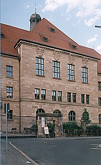 Суд в нюрнберге