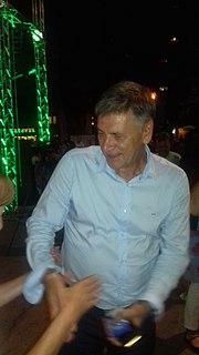 Fuad Kasumović Bosnian politician, economist and businessman