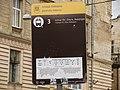 Знак зупинки Площа Соборна Львів 1.JPG