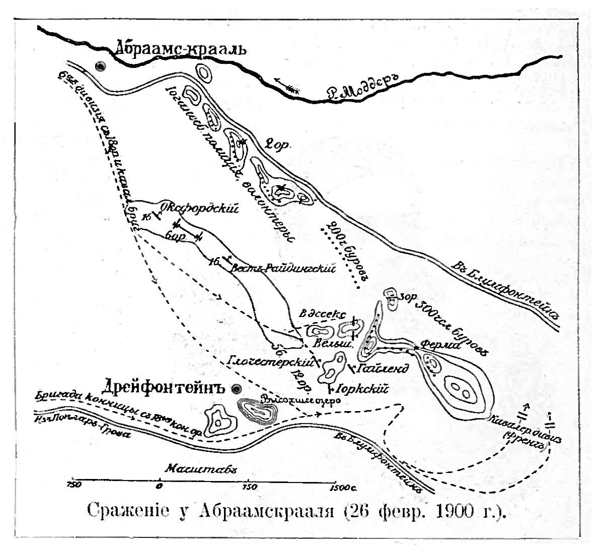 battle of driefontein