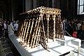 Исаакиевский собор (Санкт-Петербург). Макет строительных лесов.JPG