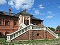 Крутицкое подворье, дворец митрополитов, крыльцо.jpg