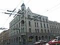 Латвия (Latvija), Рига (Rīga), ул.Свободы (Brīvības iela),130 (^), 14-18 10.07.2006 - panoramio.jpg