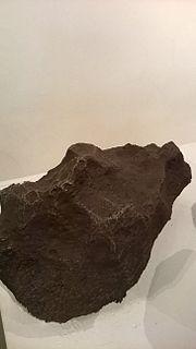 Dronino meteorite iron meteorite found in Russia