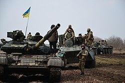 Механізовані підрозділи 92-ї окремої механізованої бригади відбили напад умовного противника (7)