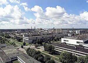 Предприятия химической промышленности зарегистрированных в оао