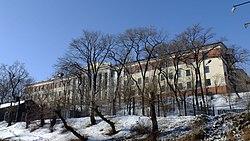 Морской государственный университет, Владивосток.JPG