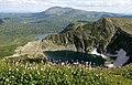 Озеро Малое Рыбное и гора Белый Голец (1594 м).jpg