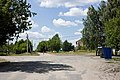 Остановка автобусов, пос.Фролищи (2009.07.19) - panoramio.jpg