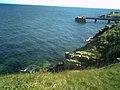Острів Зміїний, причал.jpg