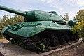 """Охматів. Пам'ятник """"Танк"""" на честь танкістів-визволителів7.jpg"""