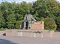 Пам'ятник Максимові Рильському - panoramio.jpg