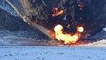 Подрыв обрушенных скальных пород на Бурейском водохранилище 34.jpg