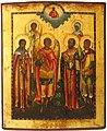 Пророк Илия с Архангелом Михаилом XIX.jpeg
